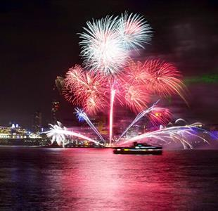 Where to Watch 'River of Light' Bonfire Night Fireworks