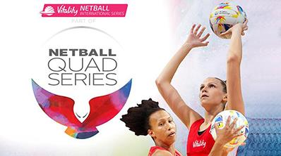 Thumbnail for NETBALL QUAD SERIES