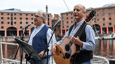 Folk Festival on the Dock 2017