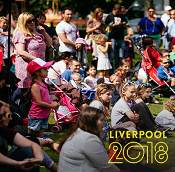 Enjoy music with kids in Liverpool