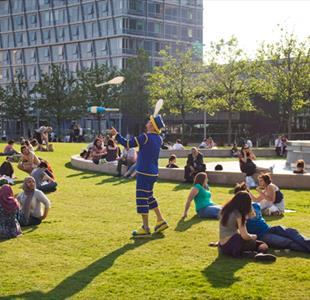 The Best Places to Picnic in Liverpool