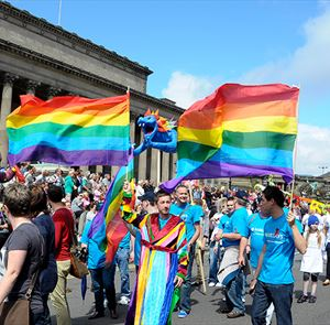 Your ultimate guide to Liverpool Pride 2017