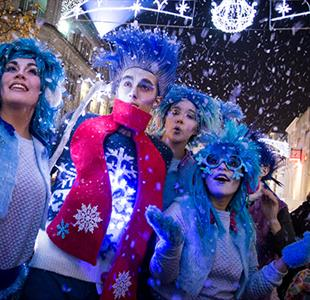Ten Magical Reasons to Visit Liverpool this Christmas