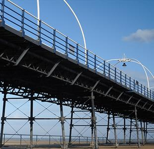 Southport Pier - Southport Itinerary