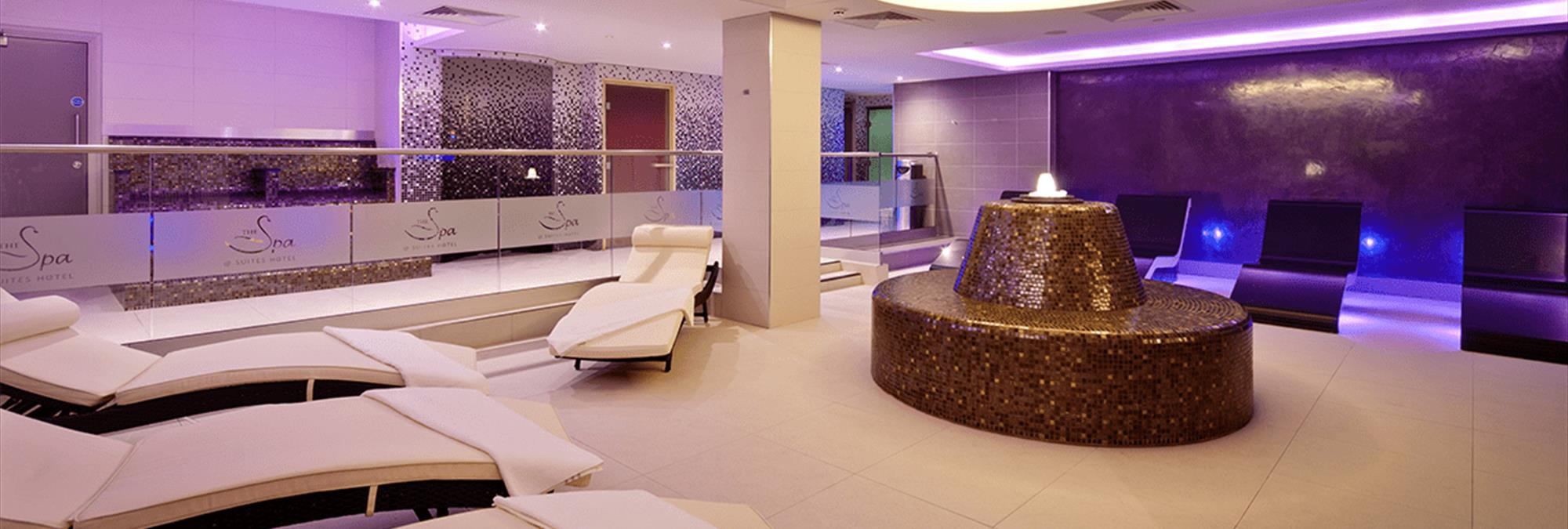 Spa @ Suites Hotel Knowsley