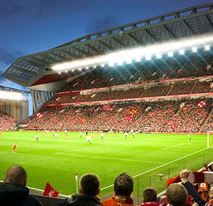 Where to watch football in Liverpool