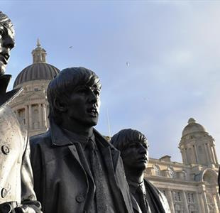See The Beatles in Liverpool