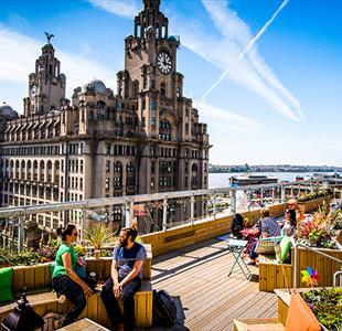 The Best Views in Liverpool - with added cocktails