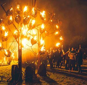 Seven things to see and do at Feast of Fire this Easter!