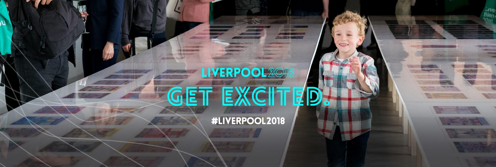 Get Excited for Liverpool 2018