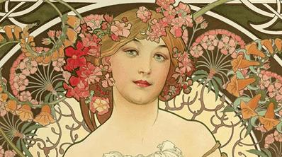 Alphonse Mucha - Walker Art Gallery