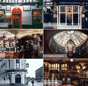 Warm and Snug - Traditional Pubs in Liverpool