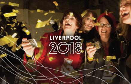 Liverpool 2018 is celebration of Liverpool's culture