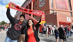 Estadio de Anfield Road ​​​​​​​