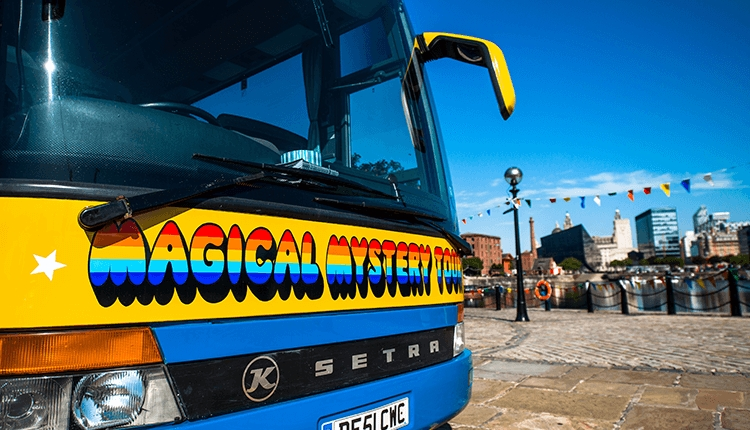 Beatles Magical Mystery Tour