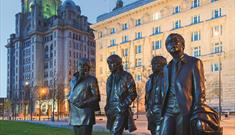 The Beatles Statue