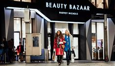 Beauty Bazaar by Harvey Nichols is unique to Liverpool and a beauty haven