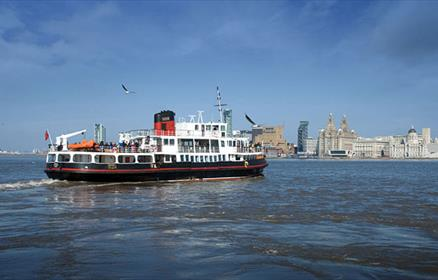 Liverpool Bay Cruise