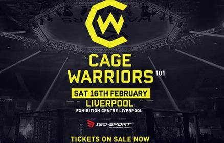 Cage Warriors 101