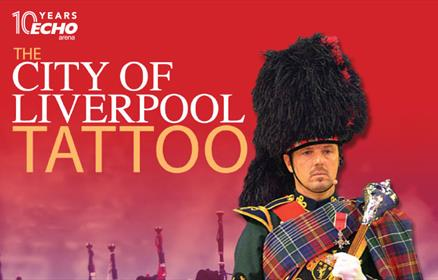 The City of Liverpool Tattoo at the Echo Arena