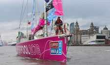 The Clipper Race will arrive home in Liverpool, in 2018