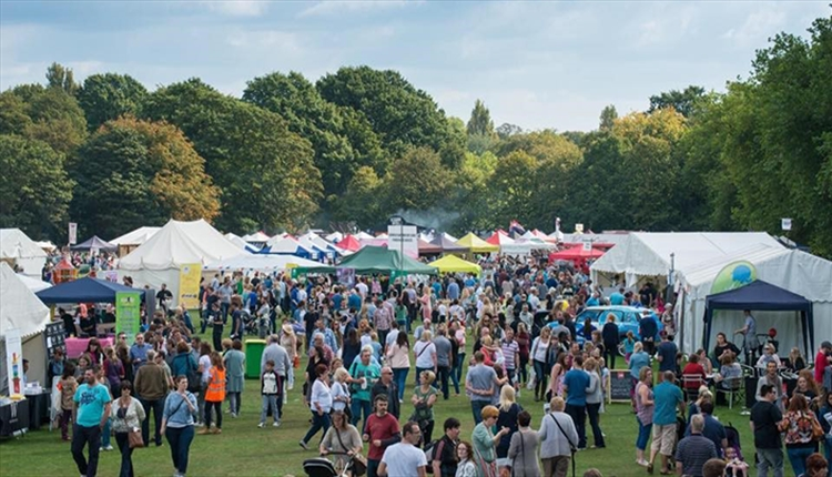 Food And Drink Festival Southport