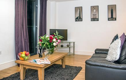 Base Serviced Apartments Liverpool Cumberland Apartments