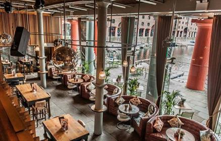 Revolution Bar and Restaurant Albert Dock