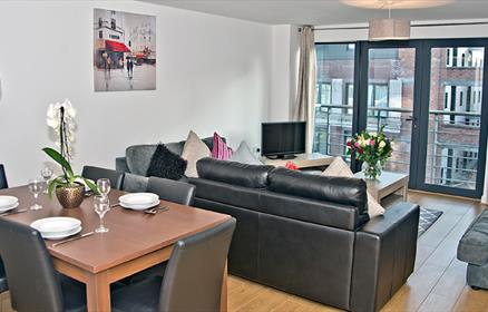 Base Serviced Apartments Liverpool Duke Street