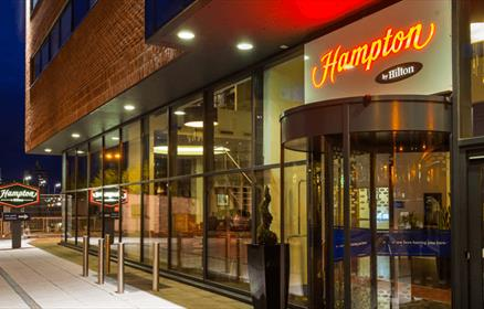 Hampton by Hilton Liverpool City Centre Hotel