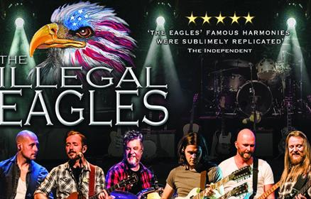 The Illegal Eagles at Liverpool Empire