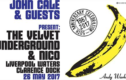 John Cale and Guests present: The Velvet Underground & Nico