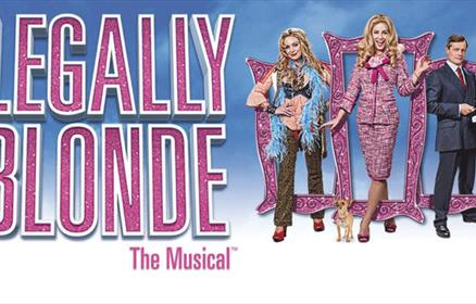 Legally Blonde the Musical is coming to Liverpool