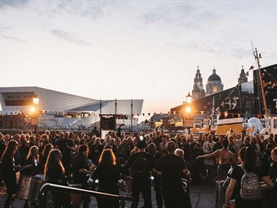 Liverpool's Waterfront at LightNight