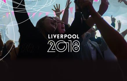 Liverpool 2018 events calendar
