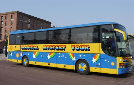 Beatles Magical Mystery Tour Liverpool