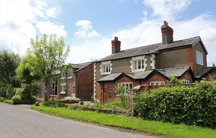 Martin Lane Farmhouse