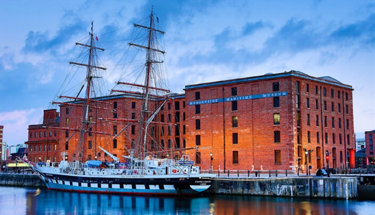 *TEMPORARILY CLOSED* Merseyside Maritime Museum