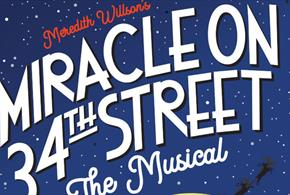 Miracle on 34th Stree tPromotional Graphic
