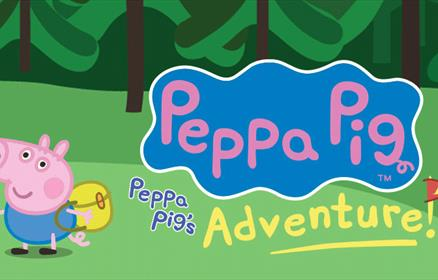 Peppa Pig's Adventure Liverpool