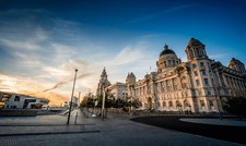 Pier Head & The Three Graces