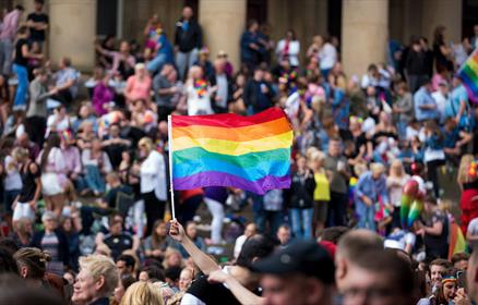 *POSTPONED* Pride in Liverpool