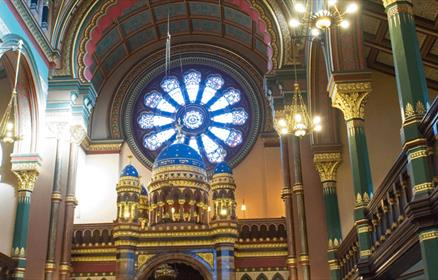 Princes Road Synagogue