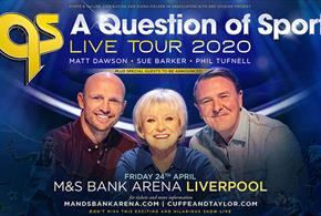 *POSTPONED* A Question of Sport Live