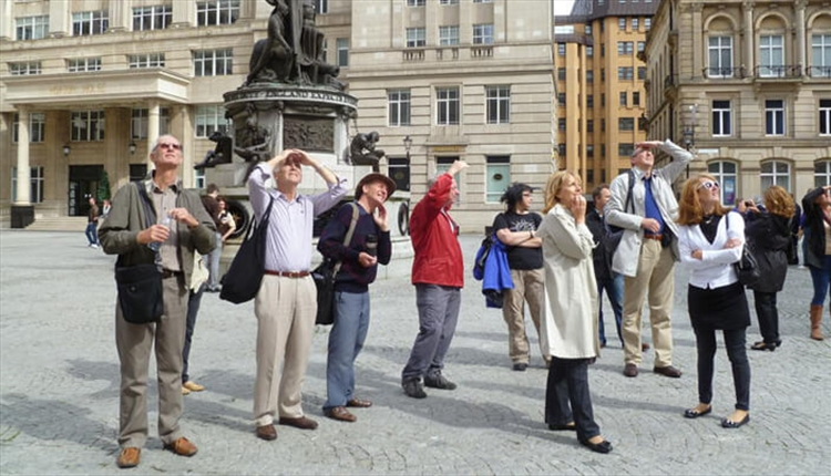 RIBA Liverpool City Tours
