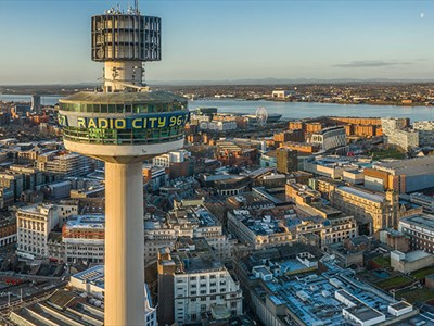 St John's Beacon (Radio City Tower Viewing Gallery Experience)