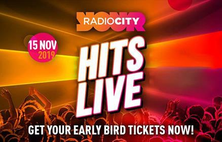 Radio City Hits Live Branding 2019