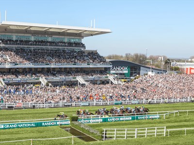 The Randox Health Grand National will take place between 2 and 4 April 2019.