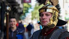 Roman Soldier in Chester