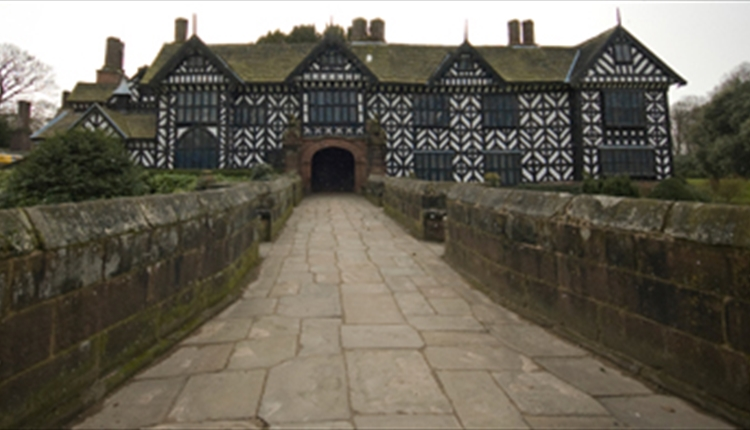 Speke Hall Liverpool National Trust